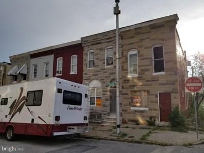 2013 N Payson Street, Baltimore, MD 21217 - #: MDBA525228