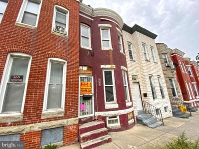 1815 N Warwick Avenue, Baltimore, MD 21216 - #: MDBA525254