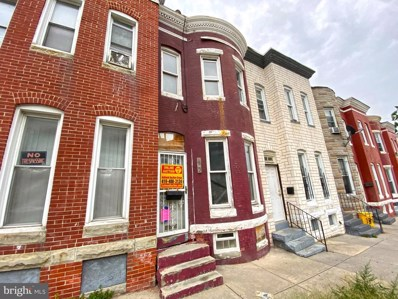 1815 N Warwick Avenue, Baltimore, MD 21216 - #: MDBA525254
