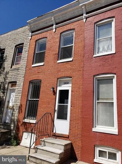 1410 Carroll Street, Baltimore, MD 21230 - #: MDBA525298