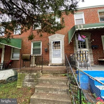 6307 Brown Avenue, Baltimore, MD 21224 - #: MDBA525316