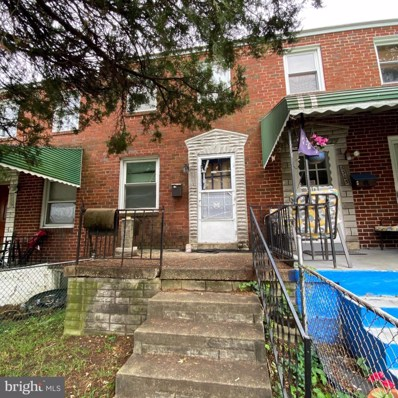 6307 Brown Avenue, Baltimore, MD 21224 - #: MDBA525316