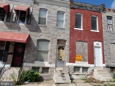 1814 N Regester Street, Baltimore, MD 21213 - #: MDBA525336