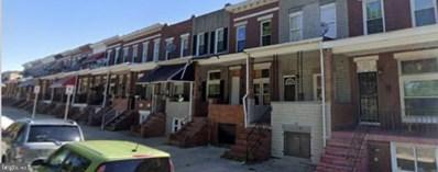 419 N Ellwood Avenue, Baltimore, MD 21224 - #: MDBA525376