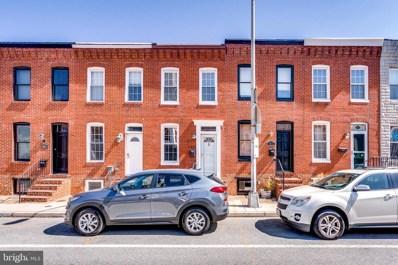 1815 S Hanover Street, Baltimore, MD 21230 - #: MDBA525448