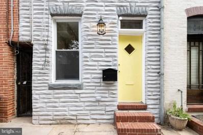 607 S Durham Street, Baltimore, MD 21231 - #: MDBA525484