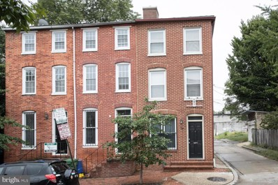 110 Scott Street, Baltimore, MD 21201 - #: MDBA525564