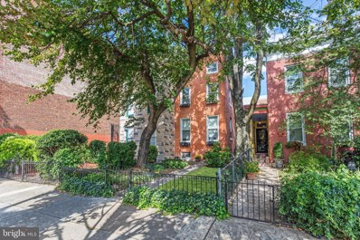 1406 W Lombard Street, Baltimore, MD 21223 - #: MDBA525594