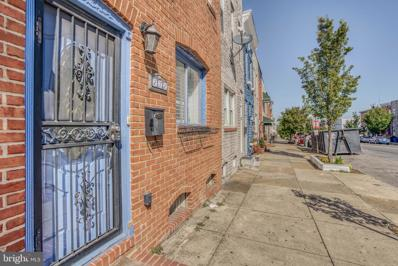 272 S Highland Avenue, Baltimore, MD 21224 - #: MDBA525602