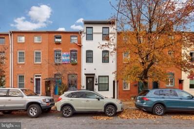 1752 Bank Street, Baltimore, MD 21231 - #: MDBA525606