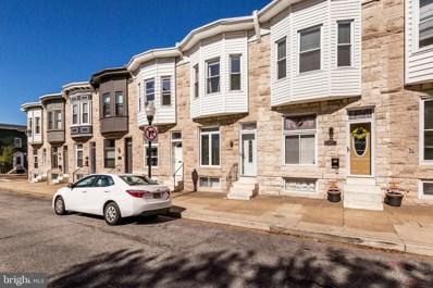 3010 E Pratt Street, Baltimore, MD 21224 - #: MDBA525736