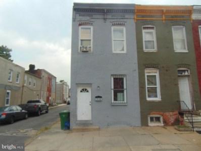 1510 Rutland Avenue, Baltimore, MD 21213 - #: MDBA525848