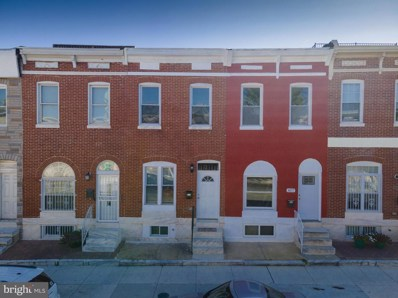 819 N Patterson Park Avenue, Baltimore, MD 21205 - #: MDBA525850