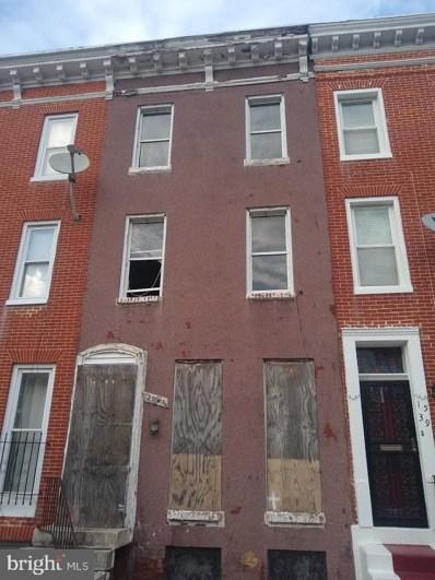 1541 Argyle Avenue, Baltimore, MD 21217 - #: MDBA525856