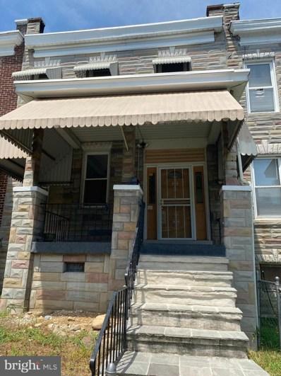 2106 Rupp Street, Baltimore, MD 21217 - #: MDBA525860