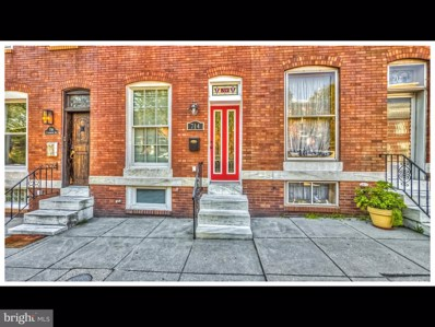 714 S Lakewood Avenue, Baltimore, MD 21224 - #: MDBA525870