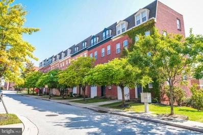1609 E Fairmount Avenue, Baltimore, MD 21231 - #: MDBA525912