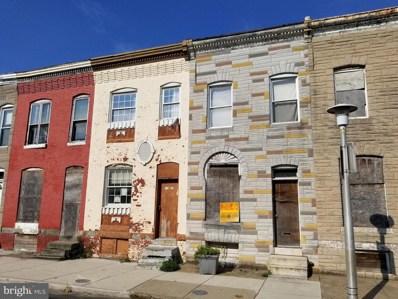 1124 McKean Avenue, Baltimore, MD 21217 - #: MDBA525936
