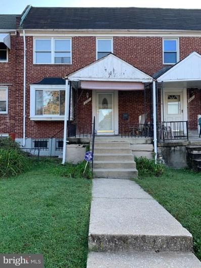 2309 N Dukeland Street, Baltimore, MD 21216 - #: MDBA525940