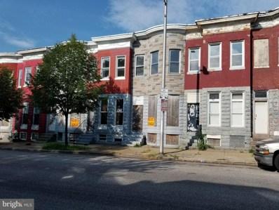 1716 N Monroe Street, Baltimore, MD 21217 - #: MDBA525944