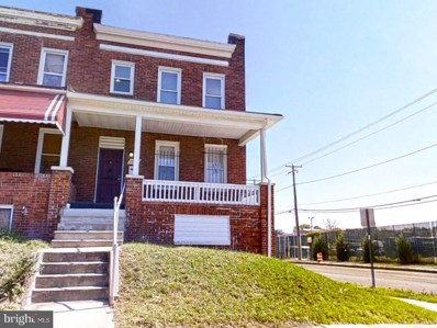 1501 N Payson Street, Baltimore, MD 21217 - #: MDBA525952