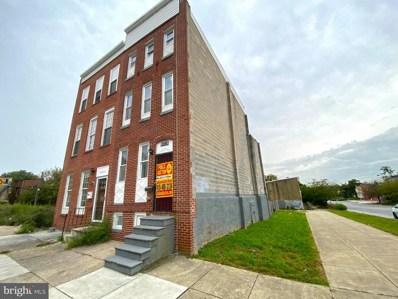 1018 N Arlington Avenue, Baltimore, MD 21217 - #: MDBA525960