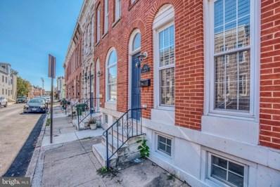 1410 Clarkson Street, Baltimore, MD 21230 - #: MDBA525978