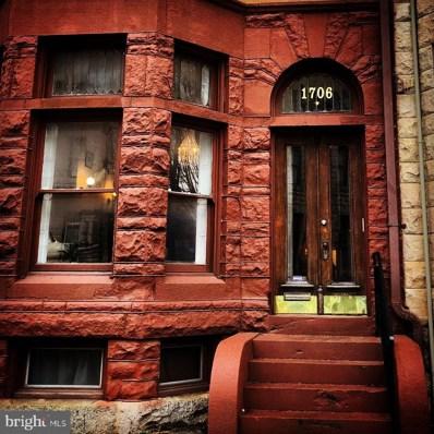 1706 Saint Paul Street, Baltimore, MD 21202 - #: MDBA525988