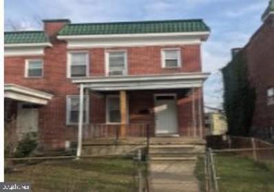 757 Linnard Street, Baltimore, MD 21229 - #: MDBA525990