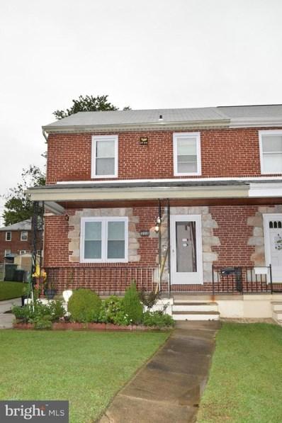 5116 Hillburn Avenue, Baltimore, MD 21206 - #: MDBA525994