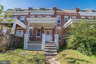 402 Lyndhurst Street, Baltimore, MD 21229 - #: MDBA526020