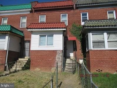 3904 Hayward Avenue, Baltimore, MD 21215 - #: MDBA526032