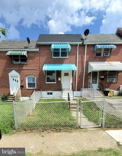 3805 10TH Street, Baltimore, MD 21225 - #: MDBA526086