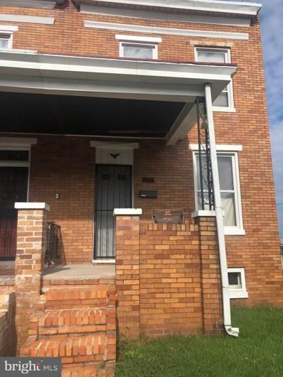 1953 Griffis Avenue, Baltimore, MD 21230 - #: MDBA526138