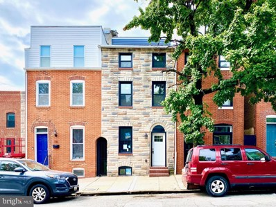 308 S Washington Street, Baltimore, MD 21231 - #: MDBA526174
