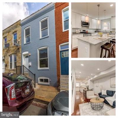 2739 Miles Avenue, Baltimore, MD 21211 - #: MDBA526230