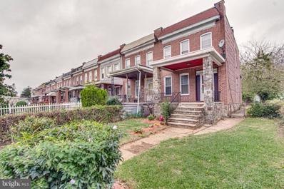 2864 W Garrison Avenue, Baltimore, MD 21215 - #: MDBA526236