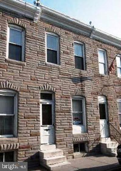 3412 Noble Street, Baltimore, MD 21224 - #: MDBA526240