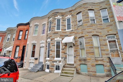 1235 Carroll Street, Baltimore, MD 21230 - MLS#: MDBA526248