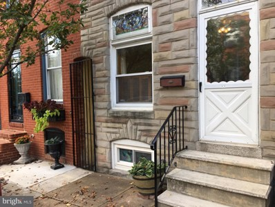 112 S Castle Street, Baltimore, MD 21231 - #: MDBA526254