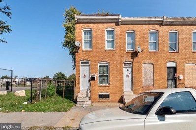 525 S Catherine Street, Baltimore, MD 21223 - #: MDBA526362