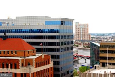 414 Water Street UNIT 1401, Baltimore, MD 21202 - #: MDBA526372