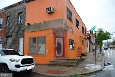 246 N Rose Street, Baltimore, MD 21224 - #: MDBA526410