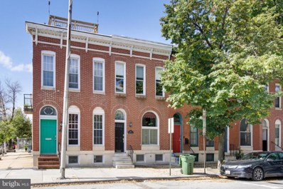 1236 S Charles Street, Baltimore, MD 21230 - #: MDBA526418