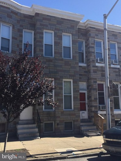 317 S Mount Street, Baltimore, MD 21223 - #: MDBA526462