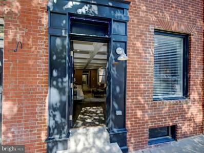 1914 E Pratt Street, Baltimore, MD 21231 - #: MDBA526476