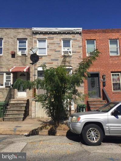 1406 Ramsay Street, Baltimore, MD 21223 - #: MDBA526488