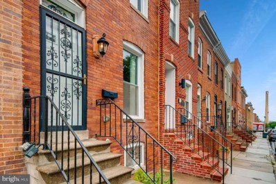 607 S Glover Street S, Baltimore, MD 21224 - #: MDBA526502