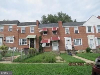 4378 Parkton Street, Baltimore, MD 21229 - #: MDBA526532