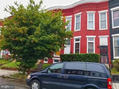 530 E 23RD Street, Baltimore, MD 21218 - #: MDBA526608